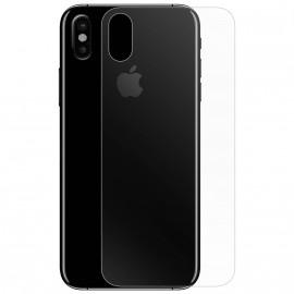 Film verre trempé arrière Iphone X transparent