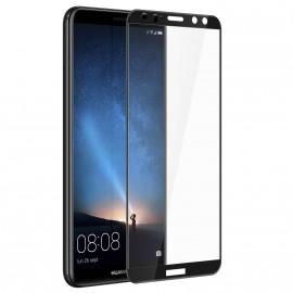 Film verre trempé pour Huawei Mate 10 Lite intégral et incurvé noir