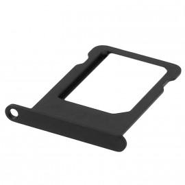 Tiroir carte SIM Iphone 5S gris sidéral