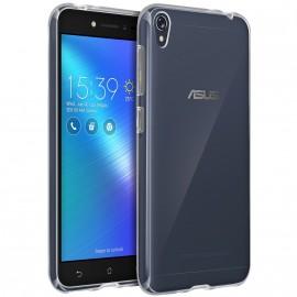 Coque silicone transparente pour Asus ZB501KL Zenfone Live