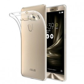 Coque silicone transparente pour Asus ZS550KL Zenfone 3 Deluxe
