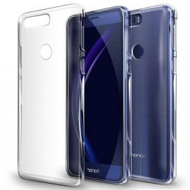 Coque silicone transparente pour Honor 9 Lite
