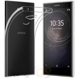 Coque silicone transparente pour Sony Xpéria L2