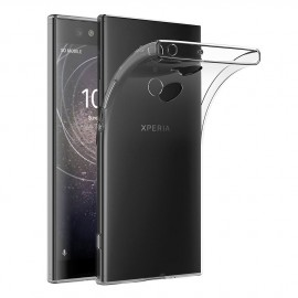 Coque silicone transparente pour Sony XA2 Ultra