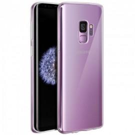 Coque silicone transparente pour Samsung S9