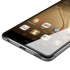 Film verre trempé pour Huawei Mate 10 noir intégral et incurvé