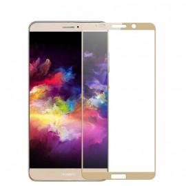 Film verre trempé pour Huawei Mate 10 Pro intégral incurvé or