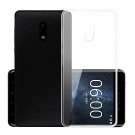 Coque silicone transparente pour Nokia 2