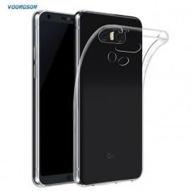Coque silicone transparente pour Moto G6