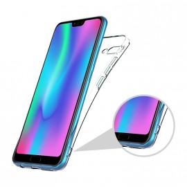 Coque silicone transparente pour Honor 10 Lite
