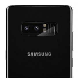 Film verre trempé caméra arrière Samsung Note 8