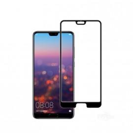 Film verre trempé intégral Huawei P20 Lite incurvé noir