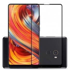 Film verre trempé intégral Xiaomi MI Mix 2 incurvé noir