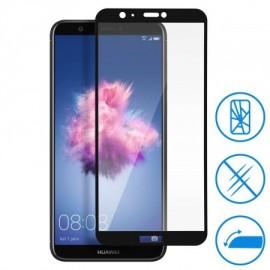 Film verre trempé intégral Huawei Y6 2018 incurvé noir