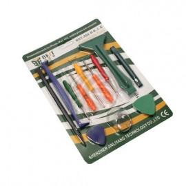 Kit outils (12 pièces) BST-288 smartphone tablette