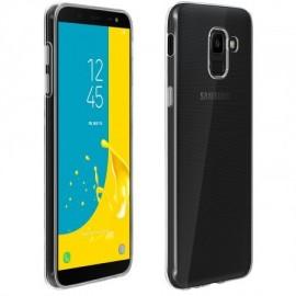 Coque silicone transparente pour Samsung J6 2018