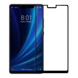 Film verre trempé intégral pour Xiaomi MI8SE incurvé noir