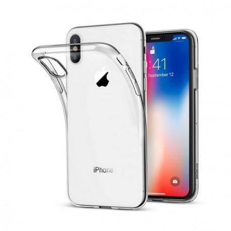 Coque silicone transparente pour Iphone XS