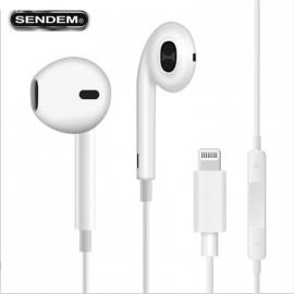 Écouteurs Kit pieton pour Iphone 7 / 7+ / 8 /8+