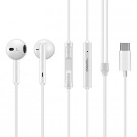 Écouteurs Kit pieton Huawei connectique USB type C