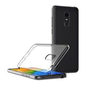 Coque silicone transparente pour Xiaomi Redmi 5Plus
