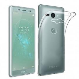 Coque silicone transparente pour Sony Xperia Z2