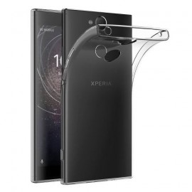Coque silicone transparente pour Sony Xperia Z2 Premium