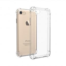 Coque silicone transparente antichoc pour Iphone 8