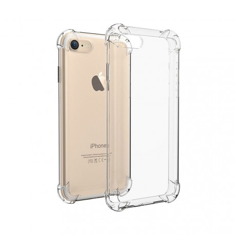 Coque silicone transparente antichoc pour Iphone XR