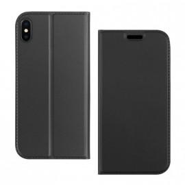 Etui pochette porte cartes pour Xiaomi Redmi 6A noire