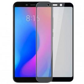 Film verre trempé pour Xiaomi MI A2 Lite intégral noir