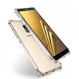 Coque silicone transparente antichoc pour Samsung Note 9