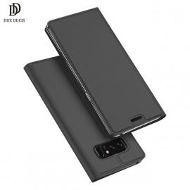 Etui pochette porte cartes pour Samsung S7 Edge noire