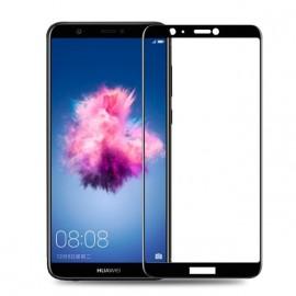 Film verre trempé pour Huawei Y6 2018 intégral noir