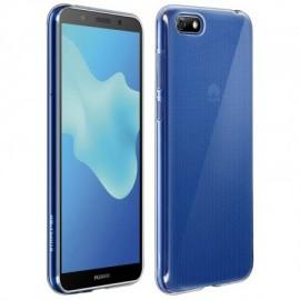Coque silicone transparente pour Honor 7S