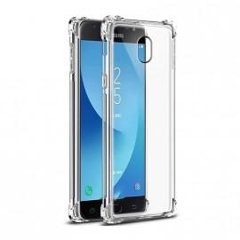Coque silicone transparente antichoc pour Samsung J7 2017