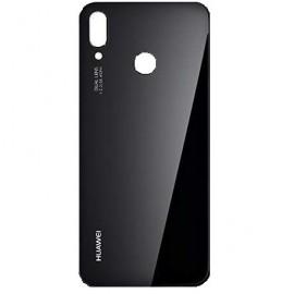 cache batterie vitre arrière Huawei P20 Lite noir