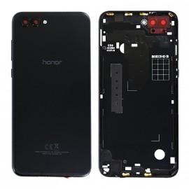 Cache batterie façade arrière Honor View 10 noir