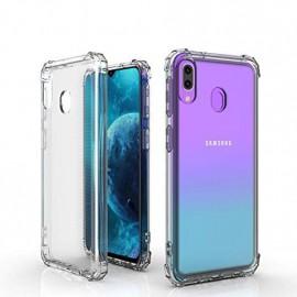 Coque silicone transparente pour Samsung Galaxy Note 4