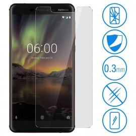 Film verre trempé pour Nokia 8.1