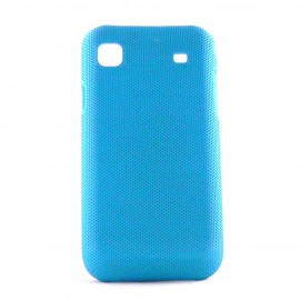 Coque pour Samsung I9000 Galaxy S antiderapante + film protection ecran offert