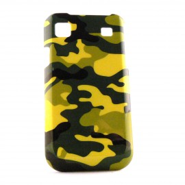 Coque pour Samsung I9000 Galaxy S camouflage militaire + film protection ecran offert