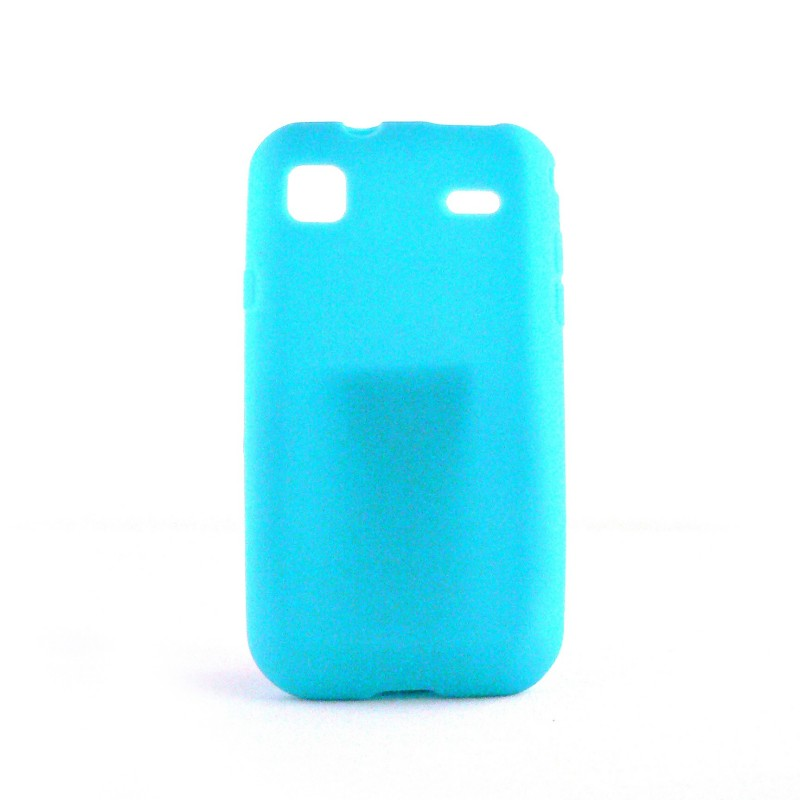 coque silicone pour samsung i9000 galaxy s film. Black Bedroom Furniture Sets. Home Design Ideas