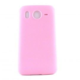 Coque silicone pour HTC Desire HD