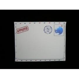 Etui Pochette en cuir souple enveloppe pour Ipad 2 et Ipad 1+ film protection ecran offert