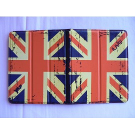 Etui pochette Ipad 2 IUVO UK/Angleterre + film protection écran