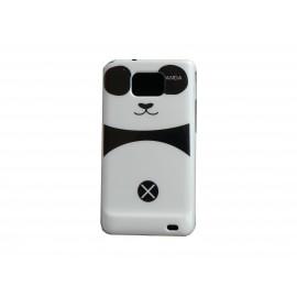 "Coque pour Samsung I9100 Galaxy S2 motif ""Panda"" + film protection ecran offert"