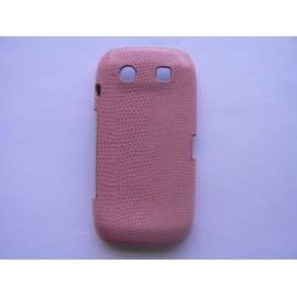 Coque pour Blackberry Torch 9860/9850 peau de serpent + film protection ecran offert