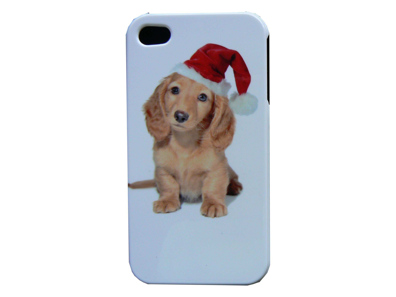 coque chien iphone 4