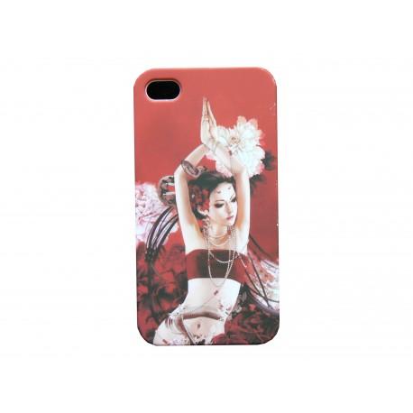coque manga iphone 4